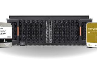 WD, 대용량 엔터프라이즈급 HDD와 업그레이드된 스토리지 플랫폼 선봬