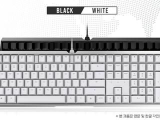 피씨디렉트, 독일 감성의 '체리 MX Board 3.0 S 화이트 에디션 기계식 키보드' 출시