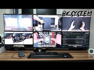 모니터 암 써보셨나요? 부제 : 고중량 모니터 암 카멜마운트 PMA-2 리뷰[비케이][BK SYSTEM][4K][60p]