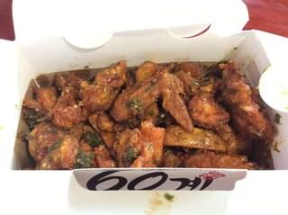 60계 치킨 고추 치킨 18900원