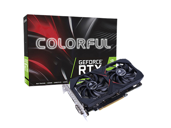 COLORFUL 지포스 RTX 2060 SUPER Gaming GT V2 D6 8GB
