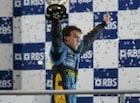 르노 F1 팀, 페르난도 알론소 영입