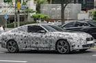 위장막 씌운 BMW 신형 '4시리즈' 서울 시내서 포착..출시 임박(?)