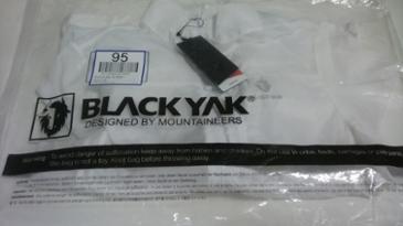 블랙야크 B라이트 자켓 사용기