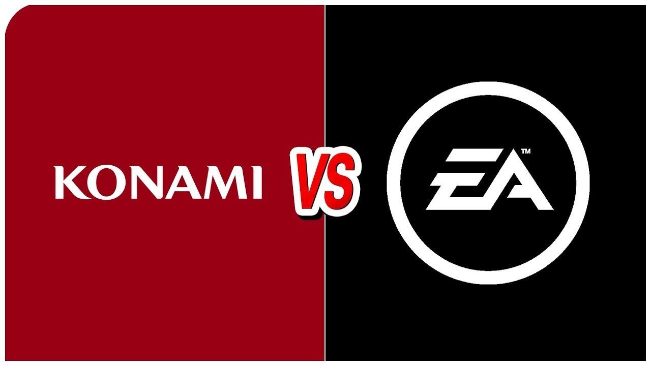 누가 더 최강의 악덕 기업일까? 코나미 vs EA [집마]
