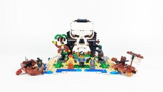 [레고 31109] 해골섬(Mysterious Skull Island)
