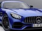 메르세데스 AMG GT, 쿠페/로드스터 출시