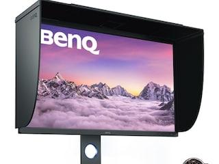 벤큐, 사진 및 영상전문가를 위한'SW321C' 모니터 출시