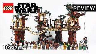 레고 스타워즈 10236 UCS 이웍 빌리지(Star Wars Ewok Village)  리뷰_Review_레고매니아_LEGO Mania
