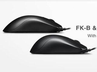 벤큐, 게이밍 마우스 '조위 FK-B/ZA-B' 시리즈 출시