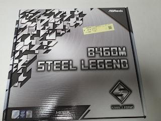 B460M 스틸레전드 메인보드 사용기