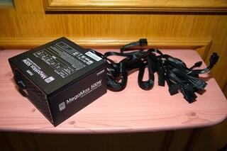 컴퓨터파워서플라이 안정적이고 가성비 높은 제품 원한다면 잘만 MegaMax 500W 80PLUS STANDARD