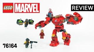 레고 마블 76164 아이언맨 헐크버스터 VS AIM 요원(Iron Man Hulkbuster versus AIM Agent)  리뷰_Review_레고매니아_LEGO Mania