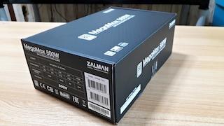표준PC를 위한 최고의 가성비 파워서플라이, 잘만 MegaMax 500W 80PLUS STANDARD 사용기