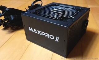 강력한 성능, 에너맥스 MAXPRO 2 600W 리뷰