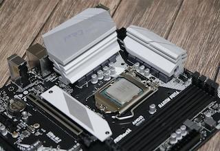 보급형 같지 않은 인텔 10세대 CPU 메인보드 애즈락 B460M PRO4 디앤디컴 리뷰