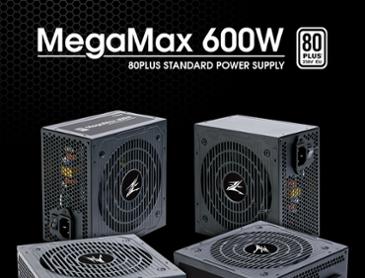 컴퓨터파워추천 잘만 MEGAMAX 600W 80PLUS STANDARD 체험기