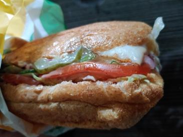 밥 해먹기 귀찮아서 구매한 서브웨이 터키 샌드위치