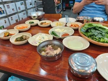 [먹거리 소개# 323] 광주 송정 떡갈비 골목의 떡갈비 원조 송정떡갈비