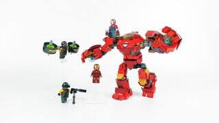 [레고 76164] 아이언맨 헐크버스터 VS A.I.M. 요원(Iron Man Hulkbuster versus A.I.M. Agent)