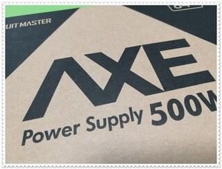 검증된 가성비파워 ABKO SUITMASTER AXE 500W 84+