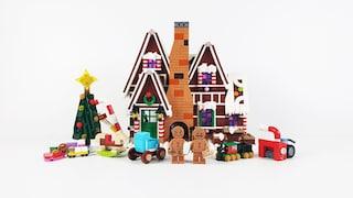 [레고 10267] 진저브레드 하우스(Gingerbread House)