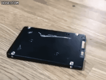 SSD 내부 모습