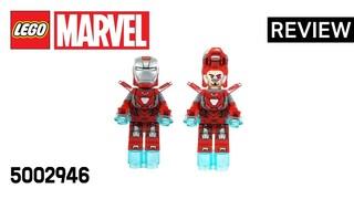 레고 마블 5002946 실버 센츄리온(LEGO Marvel Silver Centurion)  장기프로젝트(#19)_리뷰_Review_레고매니아_LEGO Mania