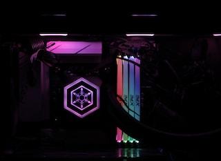 인텔 10세대 CPU 수냉쿨러 SilverStone SST-PF360-ARGB 사용기