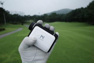 레이저 골프 거리 측정기 마이캐디 스코프 MS2 사용해보니