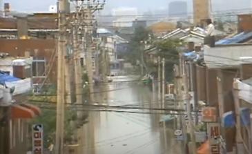 1980년대 홍수(서울)