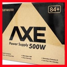 가성비 파워 추천 ABKO SUITMASTER AXE 500W 84+