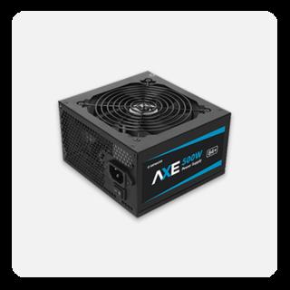 80% 이상의 효율을 보여주는 가성비 파워서플라이, ABKO SUITMASTER AXE 500W 84+