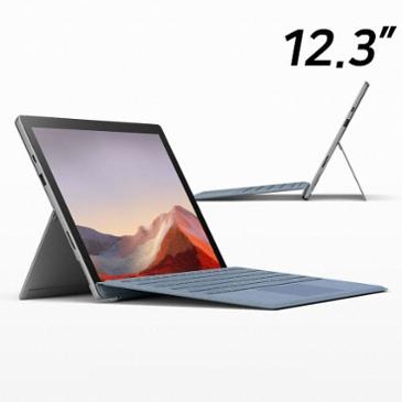 G9 Microsoft 서피스 프로7 코어i5 10세대 WiFi 256GB(펜+타입커버 패키지) (1,466,050/무료배송)