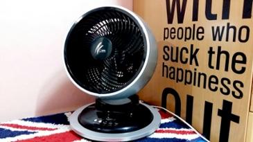 강력하지만 거슬리지 않는 바람 ♡ 신일 리모컨 서큘레이터(SIF-FC10K)