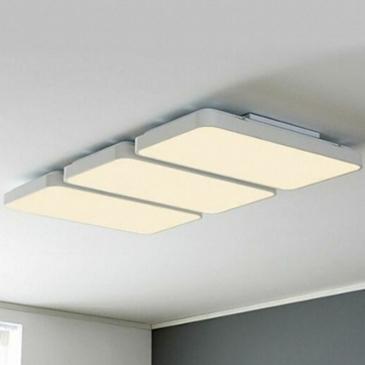 GS샵 한샘 라이팅 LED 뉴 브릭스 스마트 거실등 대 150W(무료시공) (281,300/무료배송)