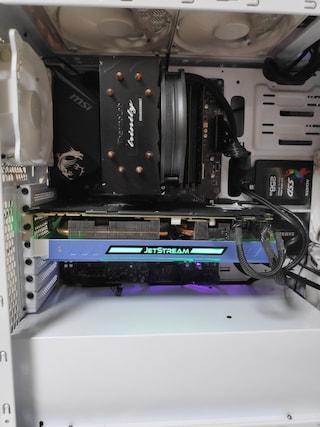 MSI Z490 GAMING EDGE WIFI 사용기