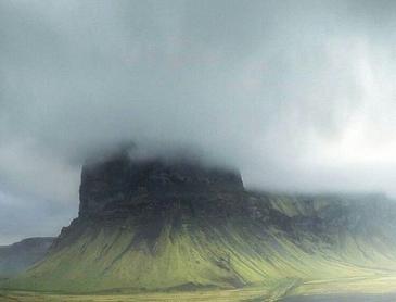 아이슬란드의 멋진 풍경들