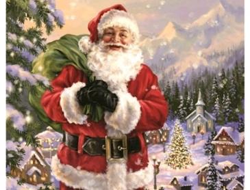 세계 각국의 산타