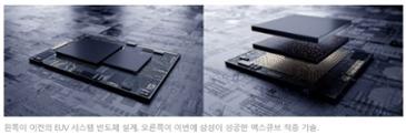 삼성, 7나노 EUV 반도체서도 입체로 적층 성공