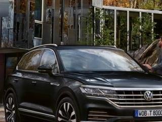 폭스바겐, V8 투아렉 출시..가격은 1억 2161만원부터