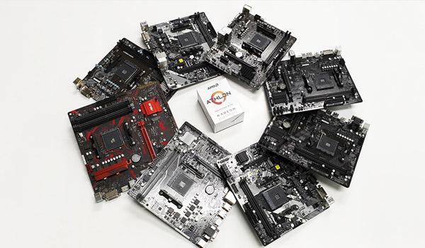 AMD, 보드, RAM 꿀조합 찾기