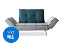 [10/10야하다특가] 2인용 소파 겸 소파베드 8만원대 무료배송 특가!