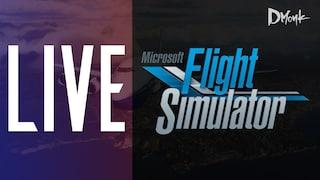[LIVE] MS 플라이트 시뮬레이터 2020, 이게 문제가 있어.