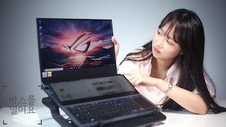 화면이 두개, 500만원짜리 게이밍 노트북, ASUS Zephyrus Duo. 조용히 개봉해봤습니다 [박스를 열어요]