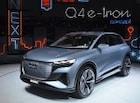 아우디 신형 EV Q4 e-tron, 2020년 출시한다