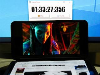LG V50S ThinQ (LM-V510N) 배터리 테스트 리뷰