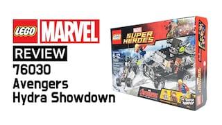 레고 마블 76030 어벤져스 대 히드라의 결전(LEGO Marvel Avengers Hydra Showdown)  리뷰_Review_레고매니아_LEGO Mania