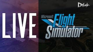[LIVE] MS 플라이트 시뮬레이터 2020, 두 번째 힐링 비행