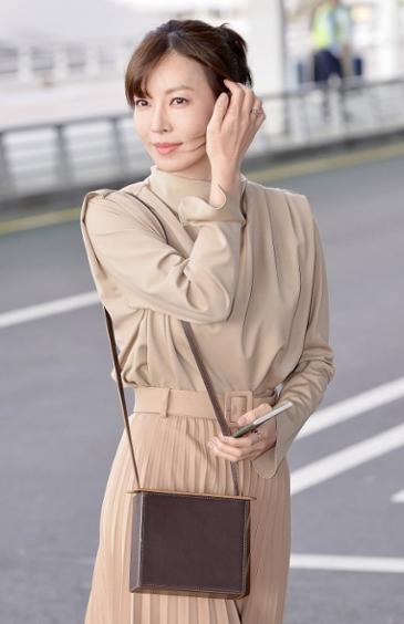 품격 있는 '가을 여신'들의 패션